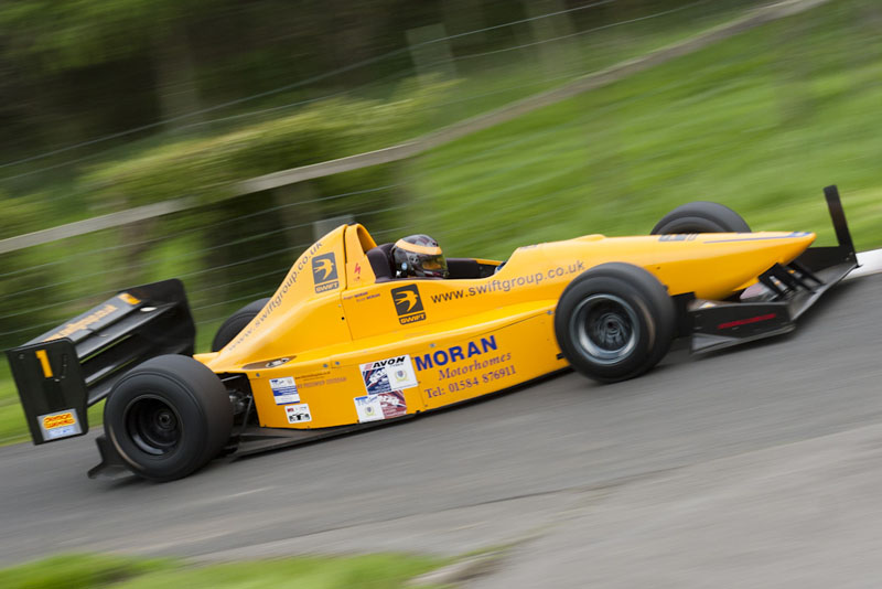 A season of photographing at the Harewood Hillclimb in 2012