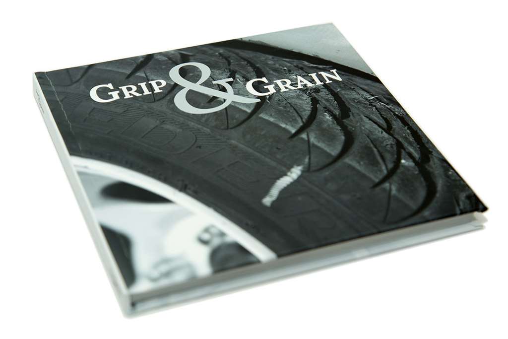 Grip & Grain book, created with Blurb Books
