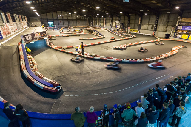 PPiK Indoor circuit