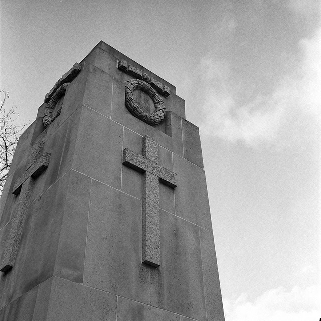 Cenotaph in Wakefield