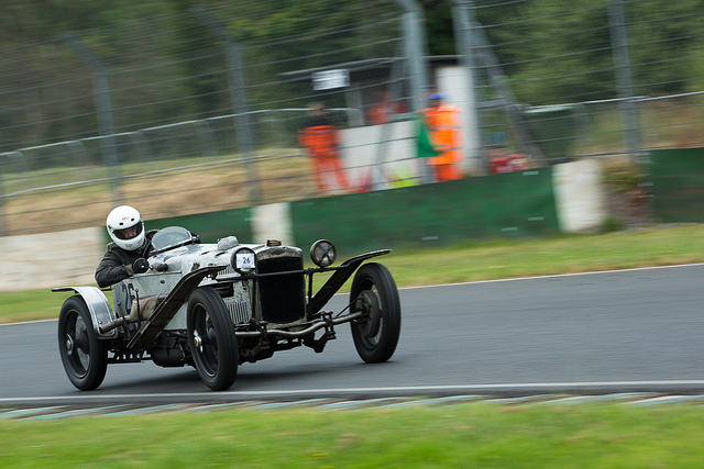 GN Ford Piglet at Mallory Park